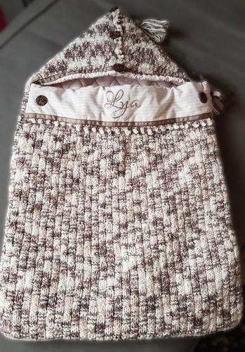 Makerist - Nid d'ange douillet - Créations de tricot - 1