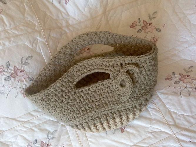 Makerist - Pebble Beach tote bag 💼  - Crochet Showcase - 1