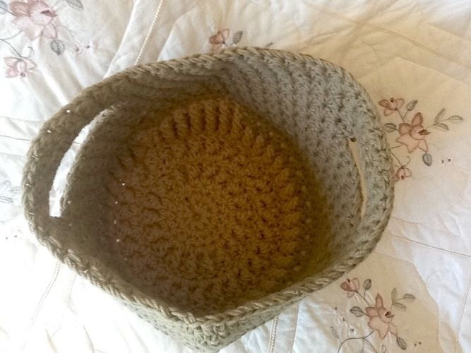 Makerist - Pebble Beach tote bag 💼  - Crochet Showcase - 3
