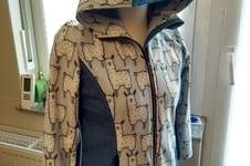 Makerist - Softshell Jacke Mädchen  Größe158 - 1