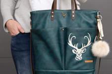 Makerist - Lia Bag von Unikati im Trachten Style - 1