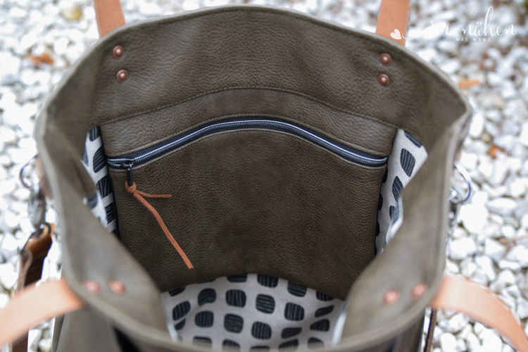 Makerist - Lia Bag von Unikati - Nähprojekte - 3