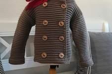 Makerist - Bärenjacke Jungen 2-3 Jahre - 1