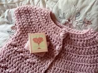 Makerist - Cindy Pale Pink Sweater - 1
