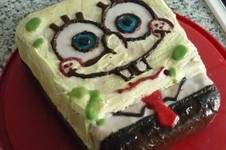 Makerist - Spongebob-Kuchen - 1