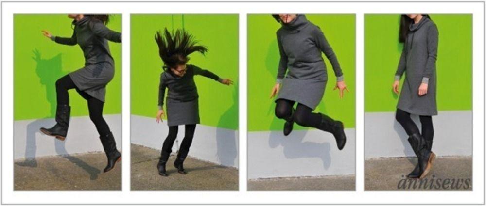 Makerist - Else – Das wunderbar wandelbare Schnittmuster - Nähprojekte - 2
