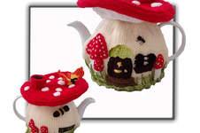 Makerist - FAIRY MUSHROOM TEA COSY - 1