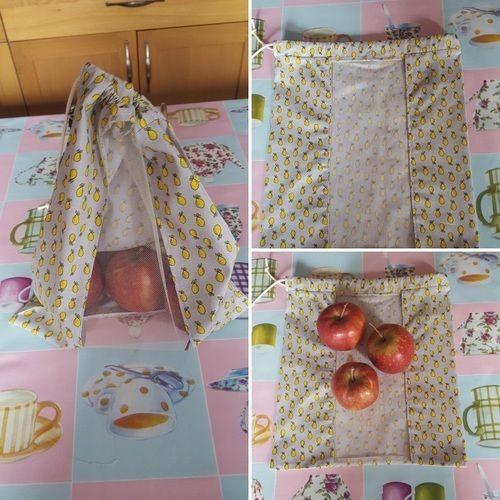 Makerist - Sac à fruits/légumes  - Créations de couture - 2