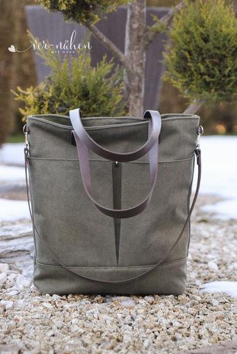 Makerist - Lia Bag von Unikati - Nähprojekte - 2