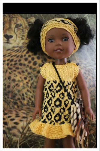 Makerist - Africa - Knitting Showcase - 1