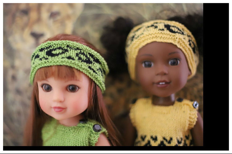 Makerist - Africa - Knitting Showcase - 2