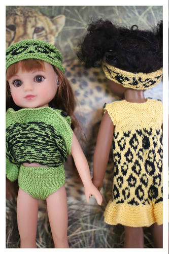 Makerist - Africa - Knitting Showcase - 3