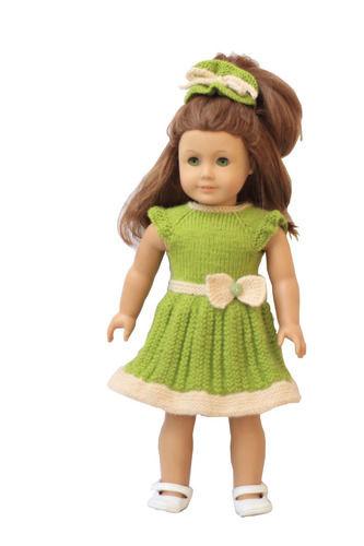 Makerist - AG fun dress .  - Knitting Showcase - 1