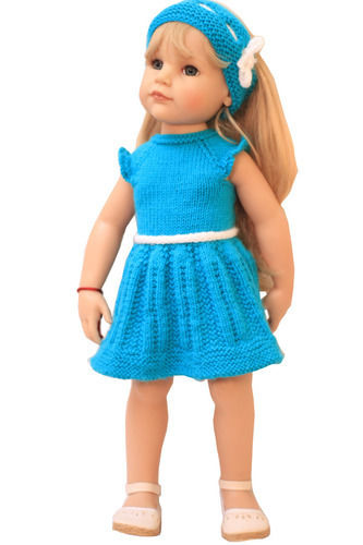 Makerist - Gotz - Fun Dress - Knitting Showcase - 1