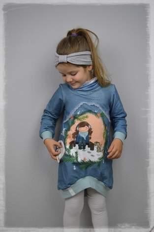 Makerist - Hoddie Carolinchen für meine Tochter aus Sommersweat - 1