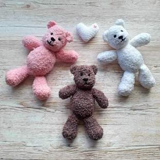 Makerist - Baby's first teddy - 1