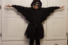 Makerist - Cooles Fledermaus Kostüm - 1