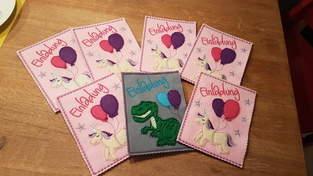 Makerist - Einladungskarten Kindergeburtstag  - 1