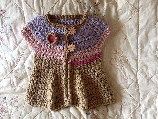 Makerist - Sara crocheted dress  - Crochet Showcase - 2