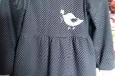 Makerist - Kleid Jersey gr. 86 - 1
