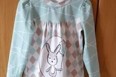 Makerist - Noch ein Girly-Shirt  für die Enkelin  - 1