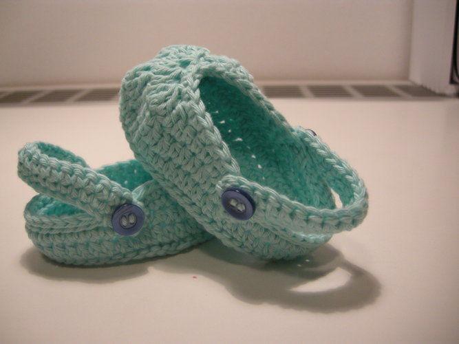 Makerist - Baby-Crocs - Häkelprojekte - 2