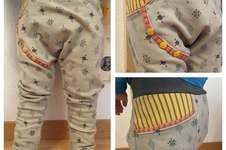 Makerist - Erbsenschlank für einen Jungen aus Wintersweat - 1