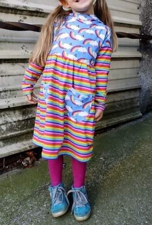 Makerist - Regenbogen Stranddeern mit Add On - 1