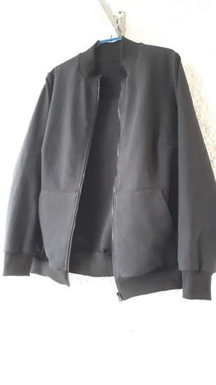 Makerist - Jacke aus Sweat für mich - 1