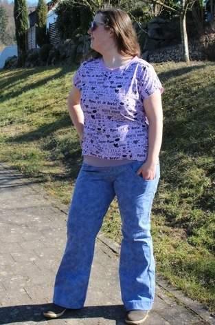 Makerist - Meine erste Hose aus festen Stoffen - 1