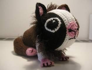"""Makerist - Meerschweinchen """"Pacita"""" - 1"""