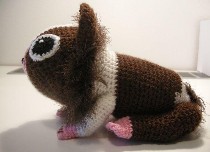 """Makerist - Meerschweinchen """"Pacita"""" - Häkelprojekte - 2"""