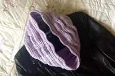 Makerist - Indy crocheted infinity scarf  - 1