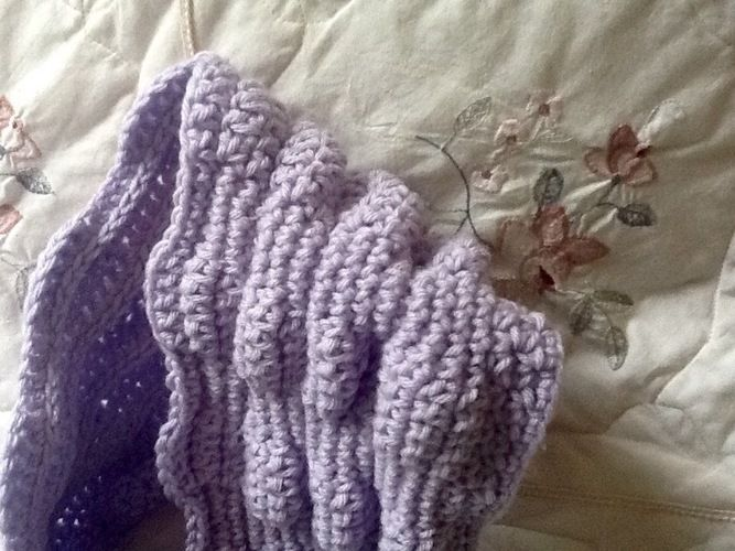 Makerist - Indy crocheted infinity scarf  - Crochet Showcase - 3