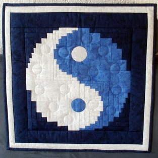 Makerist - Yin und Yang für meine Shiatsu- Masseurinnen - 1