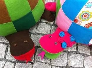 Makerist - Sitzkissen Schildkröte - 1