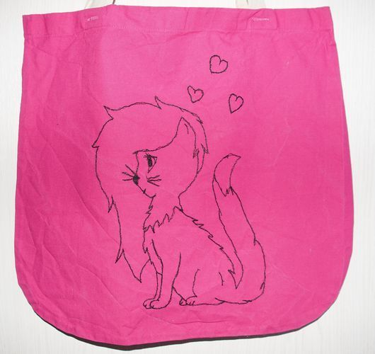 Makerist - Nähmalen - Classic Cat von Fusselfreies - Textilgestaltung - 1