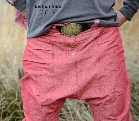 Makerist - Baggypants  von Einfach- Sho - Nähprojekte - 3