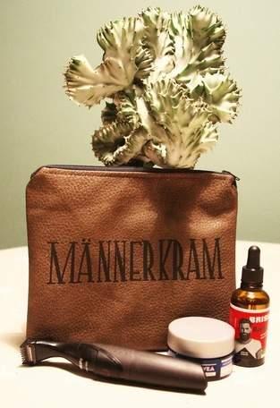 Makerist - Kosmetiktasche Männer - 1