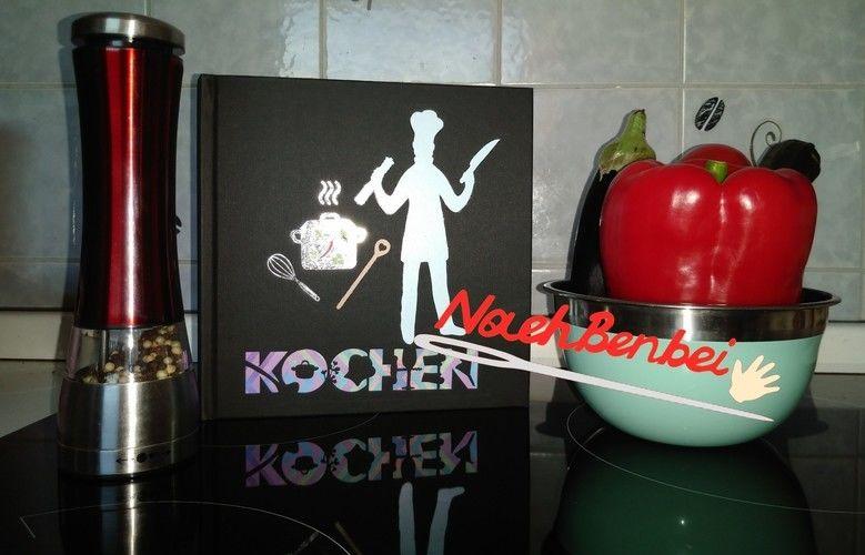 Makerist - Kochbuch zum selbst schreiben...  - DIY-Projekte - 1