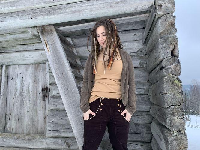 Makerist - Kulthosenpotential hat diese Schlaghose Woodstock - Nähprojekte - 2