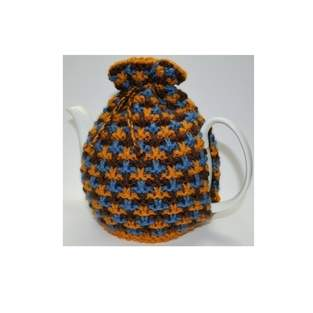 Makerist - Oxford Textured Tweed Tea Cozy - 1