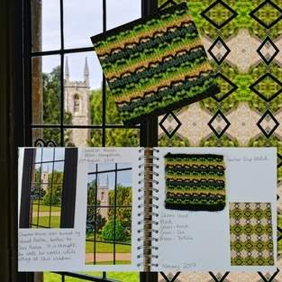 Makerist - Knitting Journal - February 2019 - Jane Austen - 1
