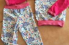 Makerist - Süßer Schlafanzug Good Night Bärlin aus Jersey   - 1