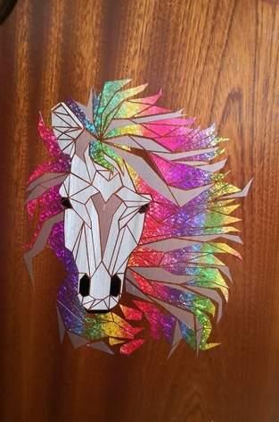 Makerist - Pferd aus dekofolie - 1