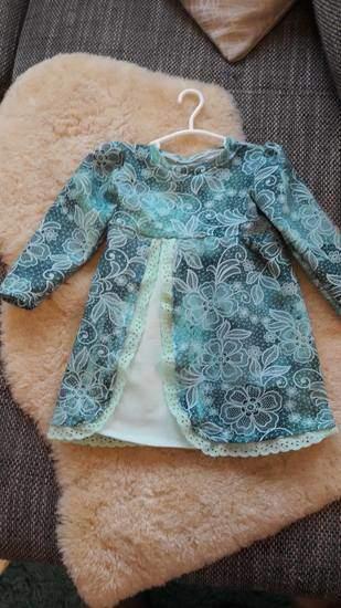 Makerist - Kleid Gretchen von Mini&Me Patterns aus Jersey - 1