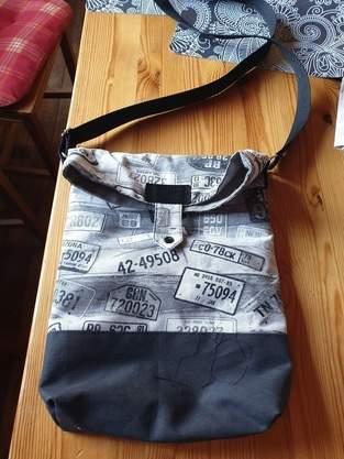 Makerist - Tasche Fred die Zweite für meinen Mann - 1