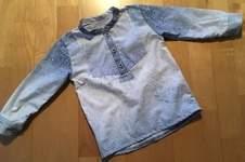 Makerist - Little Fritzi aus abgelegtem Hemd vom Papa - 1