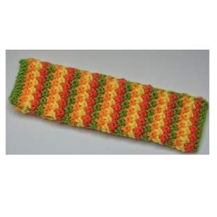 Makerist - May Flowers Knitted Bookmark - 1