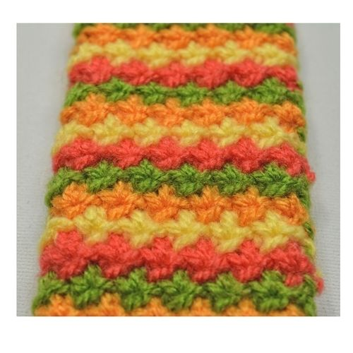 Makerist - May Flowers Knitted Bookmark - Knitting Showcase - 3